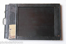 "3.25 x 4.25"" Cut Sheet Film Holder with Darkslides - Fotac - VINTAGE D38-18"