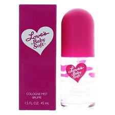 LOVE'S BABY SOFT by DANA WOMEN 1.5 oz (45 ml) Cologne Mist Spray NEW & SEALED