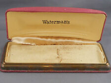 Waterman Vintage Clamshell Set Box-red