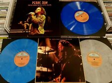 box 3lp sealed pearl jam spartan stadium san jose 4/11/95 250 copy limited
