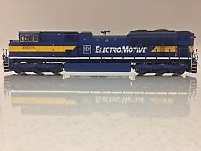 MTH 22-20751-2 Electro Motive Division SD 70 M-2 Diesel w/ProtoSound 2 Rail NEW