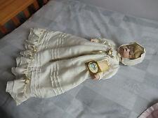 """ALBERON porcelaine Baby Doll-Jamie 395/2000 - 16"""" (27"""" Ensemble avec robe)"""