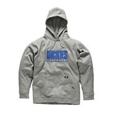Dickies Sanford Hoody Hooded Sweatshirt Black / Grey M - XXXL SH3004 Hoodie
