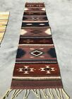 Authentic Hand Knotted Woven Vintage Wool Kilim Kilm Area Rug 6 x 1 Ft