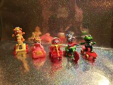 Vintage 1986 Muppet Babies McDonald's Happy Meal Toys Complete Set
