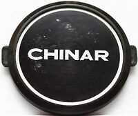 Chinar Front Lens Cap 55mm 55 mm Snap-on