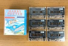 Harry Potter & the Chamber of Secrets (Audio Book 6 Cassettes 2000) Stephen Fry