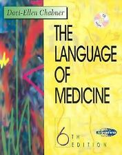 The Language of Medicine: A Write-In Text Explaining Medical Terms (Bo-ExLibrary