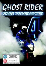 Motorista Fantasma 4 - Goes Undercover Motocicleta DVD NUEVO BC22657 T