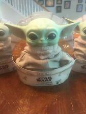 "NEW Mattel STAR WARS Mandalorian The Child - Baby Yoda 11"" Basic Plush  Free S/H"