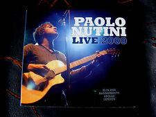 Slip Treble: Paolo Nutini Live 2009 London Hammersmith