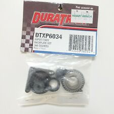 Vintage RC Car Duratrax DXTP6034 Super Starter Backplate Set Gear Old Stock