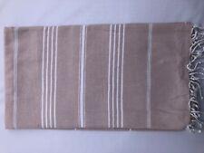Peshtemal Pareo Bolero %100 Turkish Cotton Sultan Pestemal Towel; Beach Towel