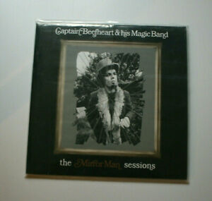 Captain Beefheart and his Magic Band 'the Mirror Man Sessions' Numbered edition