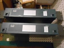 USED CISCO  15454-PP-80-LC=PATCH PANEL CHOICE OF ONE