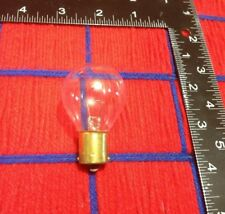 BOXof 20 NEW 25s11/4sc railway signal 25w light bulb SCB 10v bayonet S11 lamp