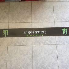 Fascia fascione Banda ripara parasole adesivo esterno Monster nera nero