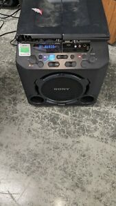 Sony GTK-PG10 Portable Wireless Speaker - Black