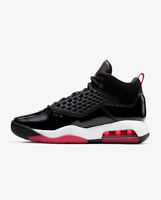 MEN'S Nike JORDAN MAXIN 200 BASKETBALL SHOES CD6107-001 Black/ Red Size US 11