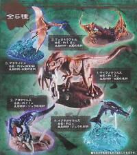 Dinosaures Predation Trading Figures Set de 5 figurines Dinosaures - Bandai