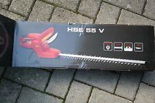 Wolf Garten Heckenschere HSE55V 650W elektrisch