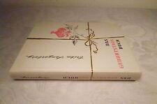 Das Geburtstagsbuch, Erika Sangerberg, 1961, 194 Seiten