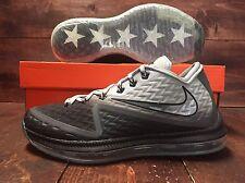 Nike Air Zoom Field General 2 FB Dark Grey Wolf Grey Black SZ 8 ( 749310-002 )