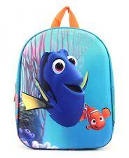 Disney Mochila Finding Dory Backpack 3D Blue
