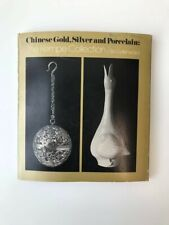 """BOOK, """"Chinese Gold, Silver, and Porcelain: The Kempe Collection"""" Bo Gyllensvärd"""