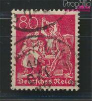 Deutsches Reich 186 geprüft gestempelt 1921 Arbeitergruppen (8984304