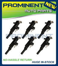 UF640 Ignition Coil  6 Replacement for Grand Cherokee Dakota Ram Liberty V6 3.7L