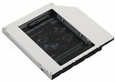 12.7mm 2nd Hard Drive HDD SSD PATA/IDE Caddy for DELL PRECISION M6300 DV-28E dvd