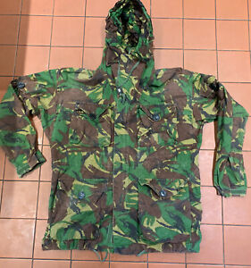 Good Used British Army Royal Marines Arctic Windproof Smock In DPM Size 180/112