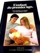 L'ENFANT du PREMIER ÂGE*De la conception à la naissance & les 2 premières années