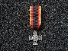 (S1-146) Ehrenkreuz der Bundeswehr silber Miniatur 16mm Miniaturorden