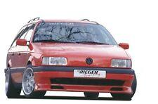Rieger Frontspoilerlippe GTS für VW Passat 35i Limousine/ Variant bis 09/1993