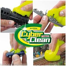 (100g = 5,36 €) Busch 1690 Cyber Clean ® Modellismo Detergente, 80g, NUOVO