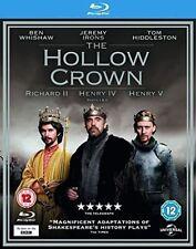 The Hollow Crown - Season 1 Blu-ray 2012 DVD Region 2