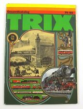 TRIX Gesamtkatalog 79/80