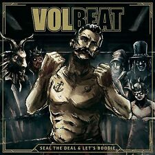 Volbeat - Seal the Deal & Let's Boogie 2016 CD Metal Brand New & Sealed