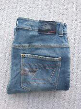 Dririder Ladies Classic 2 Kevlar Lined Blue Denim Motorcycle Jeans Size 16 BNWT