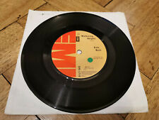 """kate bush wuthering heights 7"""" vinyl record"""