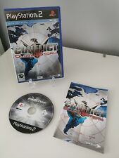 Conflict Global Storm (Sony PlayStation 2, 2005) Complete