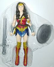 "DC Universe WONDER WOMAN 6"" Figure DJG31 Sword Shield Batman vs Superman Movie"