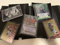 Football Rookie Hot Pack, Autos, Jersey Cards, Top Name Rookies And More! *READ*