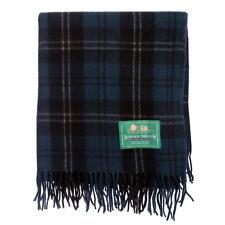 Neuf Écosse Bord Tweed 100% Laine Tartans Tapis en Ramsay Bleu