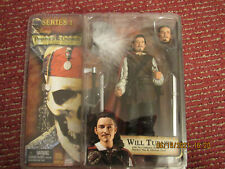 Pirates of the Caribbean Series 1 Will Turner Action Figure NECA Toys - New!!!