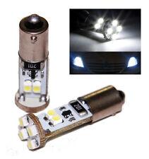 2 Ampoules à  LED smd BA9s T4 veilleuses / Feux de position  anti erreur