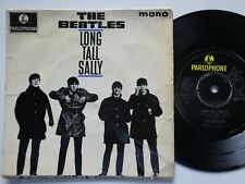 "THE BEATLES Long Tall Sally EP - 1963 Parlophone 7"" - KT Tax Code"
