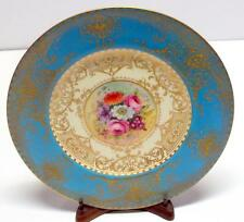 Royal Worcester Porcelain Cabinet Plate Signed E. Phillips ca. 1924